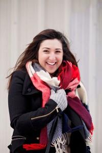 Sofia Stanidis from the Hamilton Conservation Authority